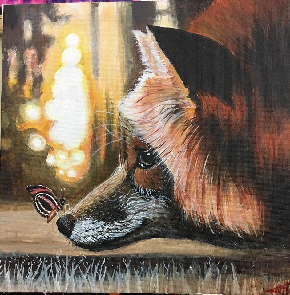 Fox Pause