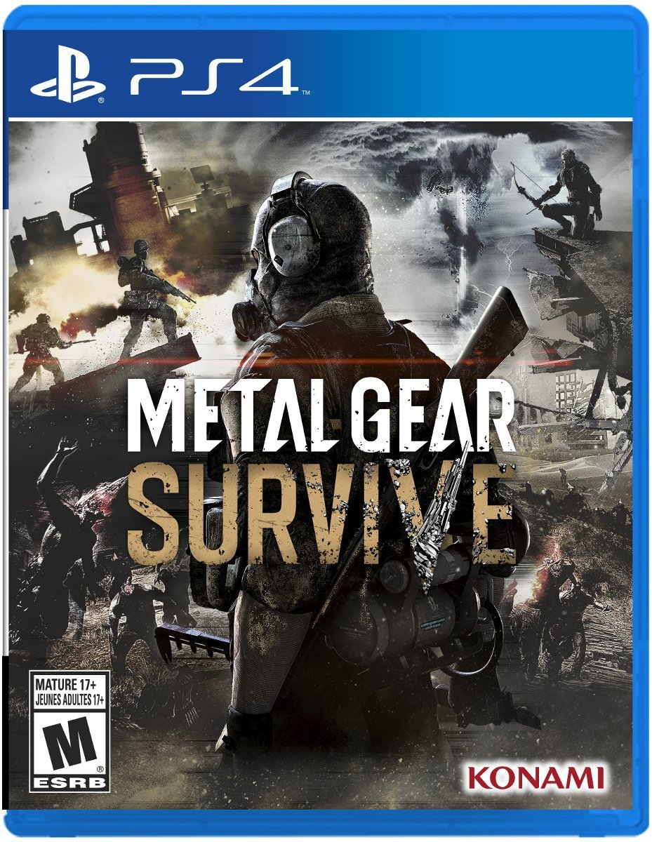 Metal Gear Survive - PlayStation 4 - $18.28 - $11.71 off or 39%