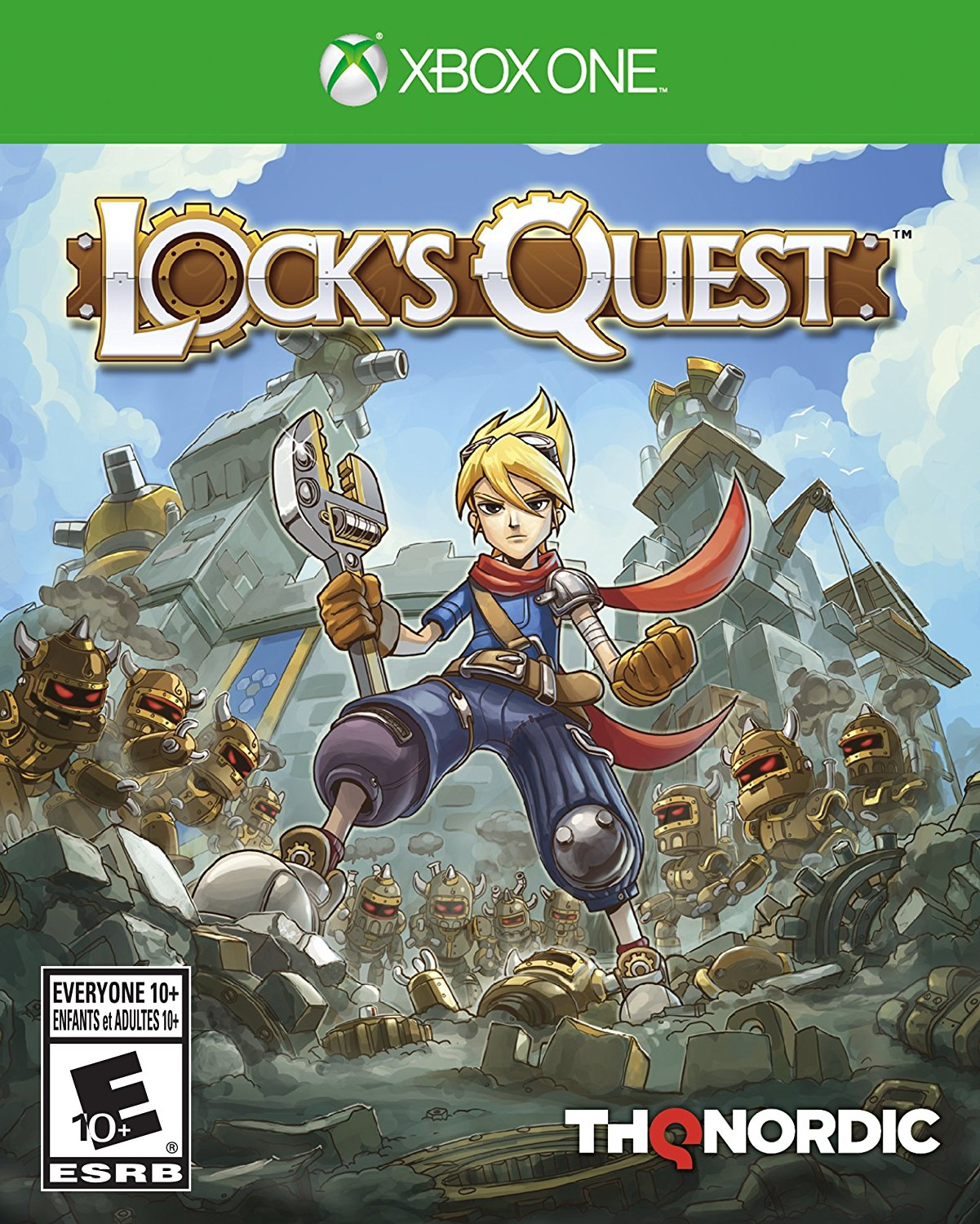 Lock's Quest - Xbox One - $12.65 - $7.34 off or 37%