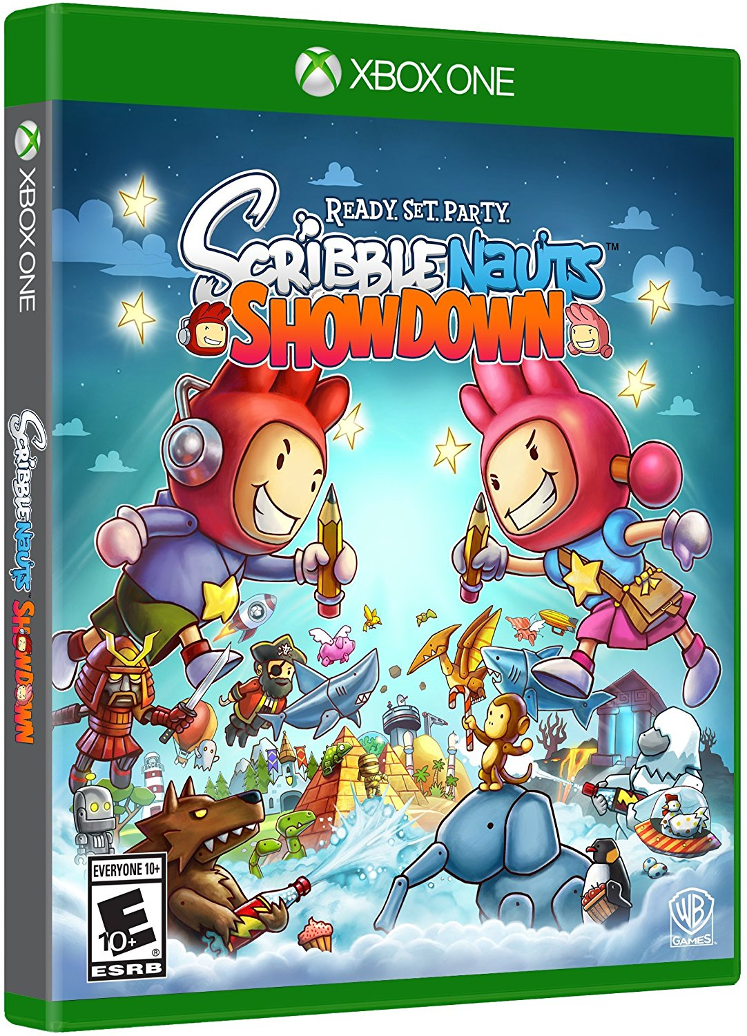 Scribblenauts Showdown - Xbox One - - $19.99 - $20 off or 50%