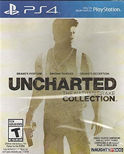 UNCHARTED: The Nathan Drake Collection - PlayStation 4 - $13 - $6.99 off or 35%