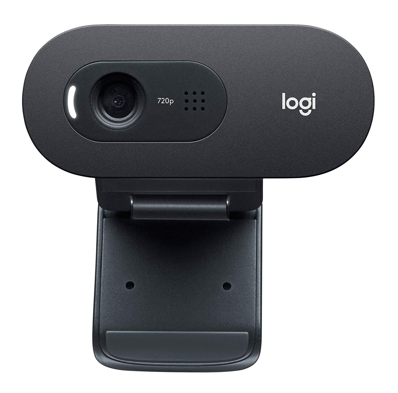 Logitech C270 HD 720p Widescreen Webcam - $18.70 - $21.29 off or 53%