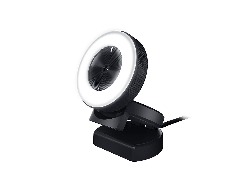 Razer Kiyo - Full HD Streaming Web Camera with Illuminating Ring Light - $79.99 - $20 off or 20%