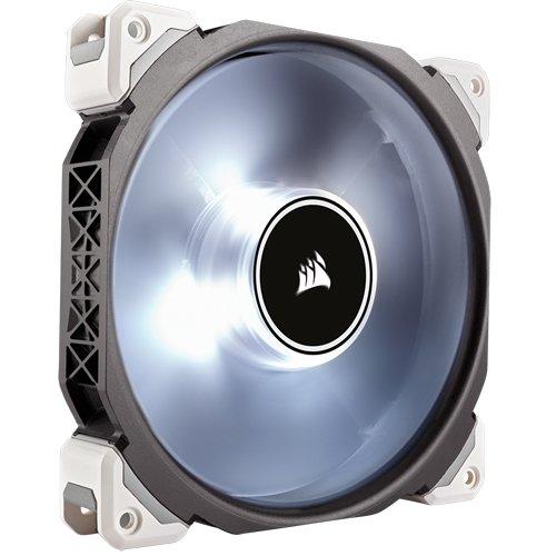 Corsair ML140 Pro LED, White - 140mm - $29.99 - $5 off or 14%