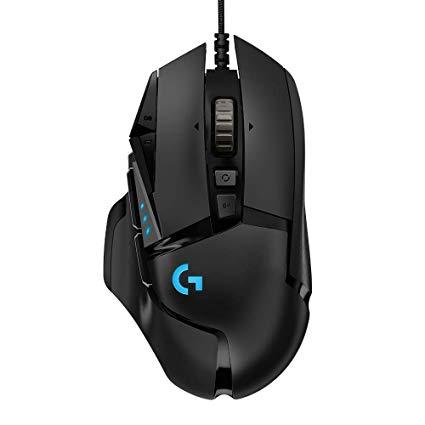 Logitech G502 HERO - $54.98 - $25.01 off or 31%