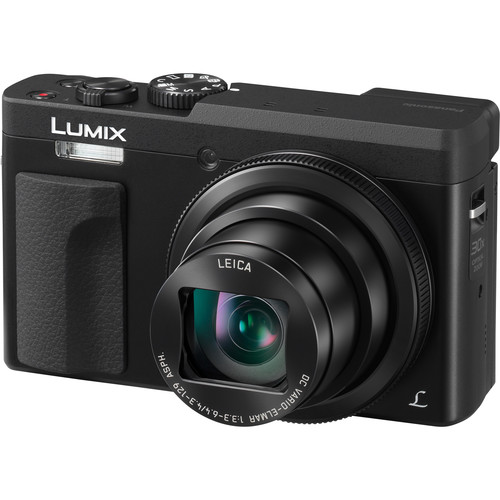PANASONIC LUMIX DC-ZS70K 4K Digital Camera - $297.99 - $102 off or 25%