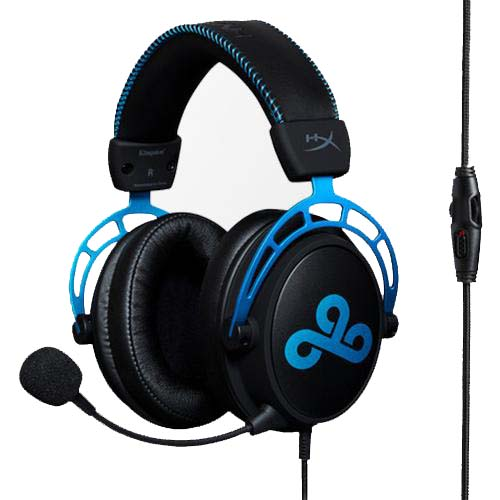 HyperX Cloud Alpha - Cloud9 Edition - $94.99 - $5 off or 5%