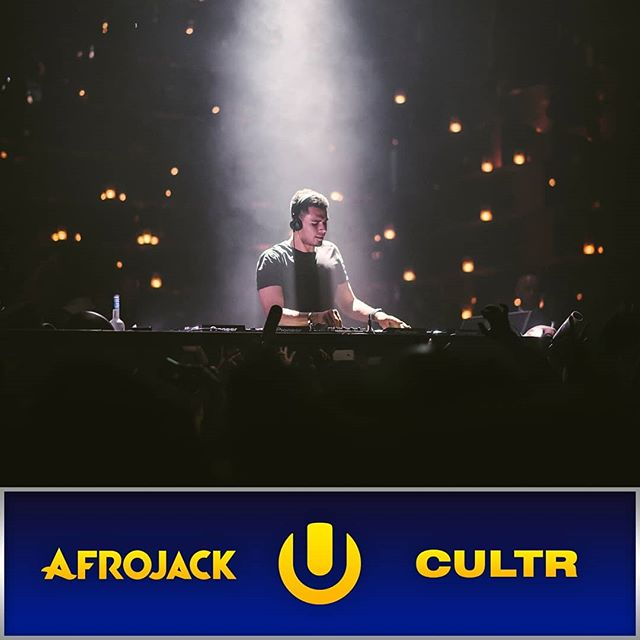 @afrojack is up next on the mainstage! Watch live: cultr.com/umf