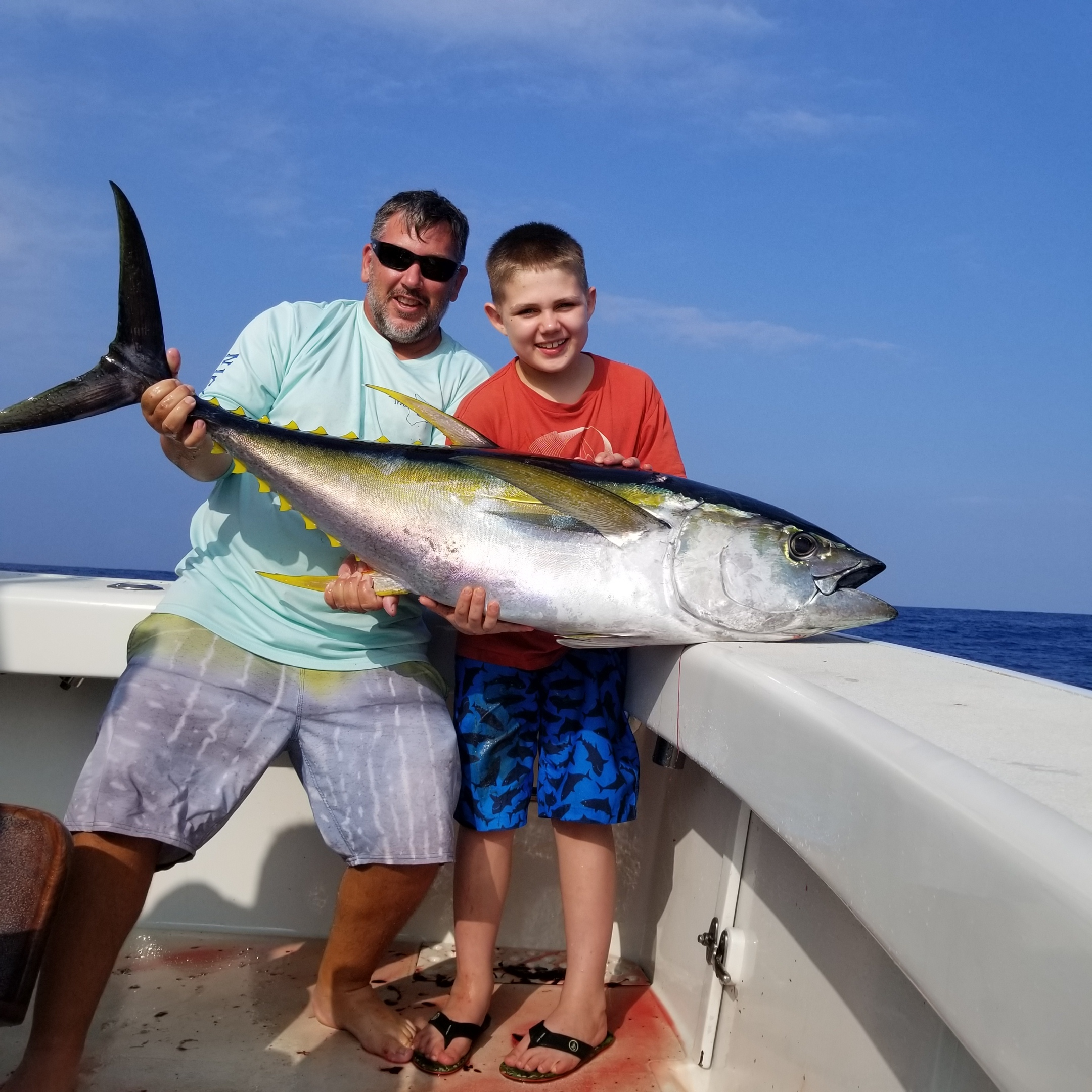 Family Trip - Perfect for families. Learn to fish!