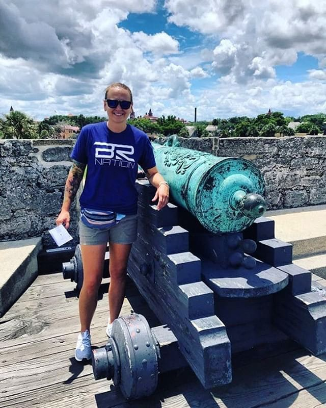 Where in the world is Body Rival? 🤔 🌎   Your three hints: Spainish 🤔  Coquina shells 🌊  Atlantic Ocean 🐚   Where is Body Rival being rocked in by Faith? Shout out to @faith_swartz for repping the brand! 🔥   Congratulations to @eg_colorado on winning last weeks where in the world is BR give away of Protein!   Comment the following below in order to have the chance to win our pre work out, Mecca Bomb pop!!!   Tag three friends, Include your answer to where is BR? Make sure you are following our page in order to win!   #whereintheworld #BRnation #BodyRival #BodyRivalGiveaway #giveaway #supplementgiveaway #supplementgiveaways #freesupplements #fitness #legaciesbuilt