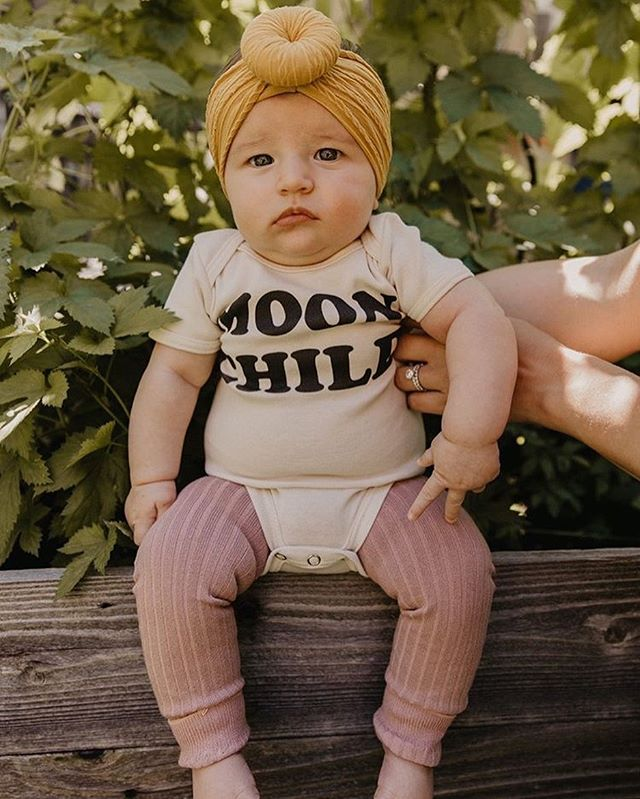 """""""I am a child Of the moon Being raised by the Sun In a world walked by stars And a sky drawn with flowers."""" -Zara Ventris  #moonchild #moonchild🌙 #bohobaby #wildandfree #magicofchildhood #simplychildren #joyfulmama"""