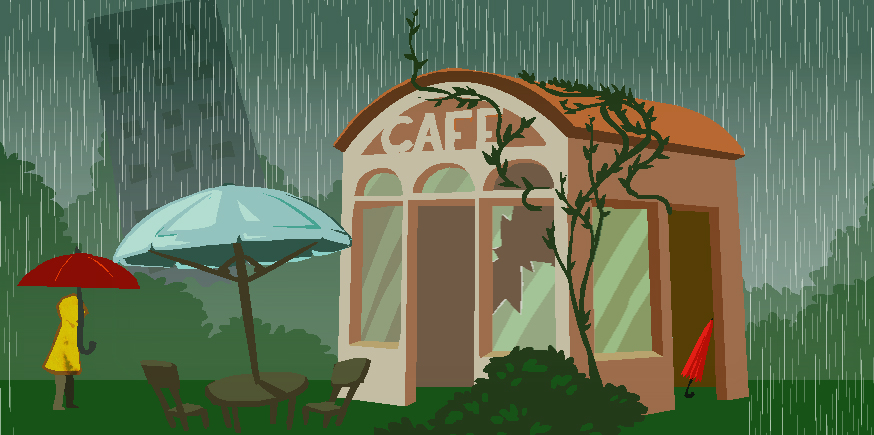 Rain - Project Lead2010Led a team of four to create an immersive physics-based platformer in two weeks.