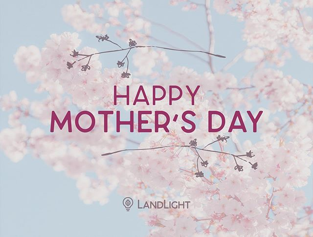 We are grateful for the one day we set aside as a culture, to acknowledge the gratitude we have for the mothers in our lives every day! Happy Mother's Day to all of you rock star moms who change our world! We hope you feel loved and appreciated today! . #landlight.co #happymothersday