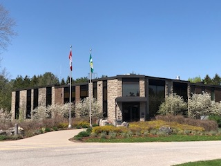 Mono Town Hall