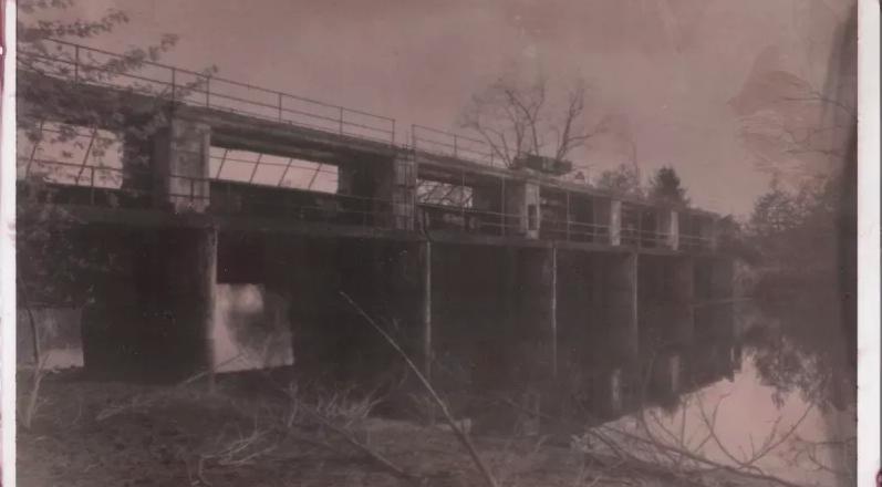 """Bridges Over Flint"" 023."