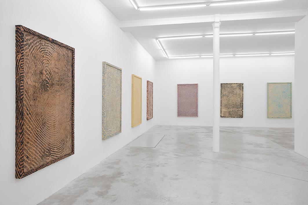 Woodblocks  2014  Galerie Praz-Delavallade