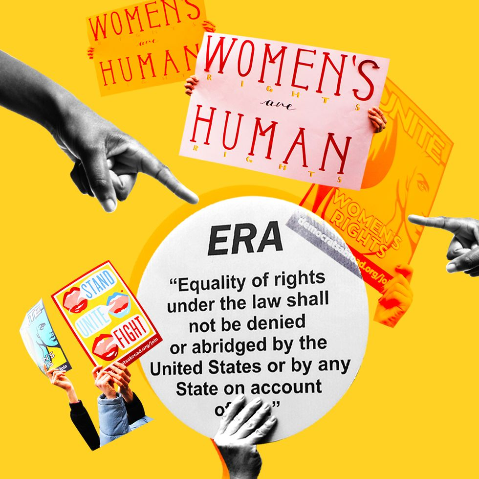 PSA: Women Don't Actually Have Equal Rights Under the Constitution