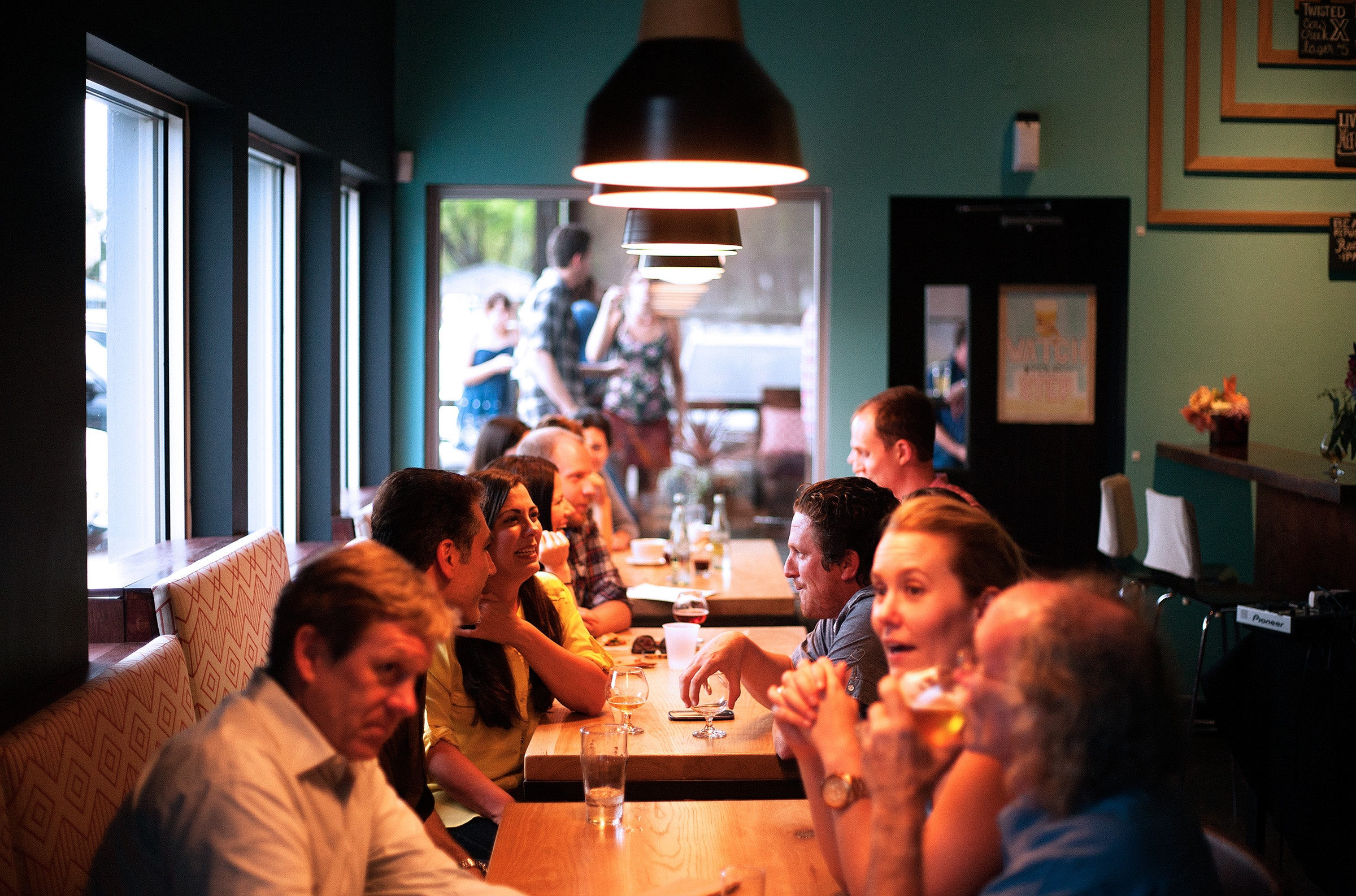 Let's chat - we'd love to hear about your restaurantand how we can work TOGETHER bring it to its fullest potential