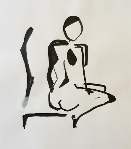 Ink Nude No. 2