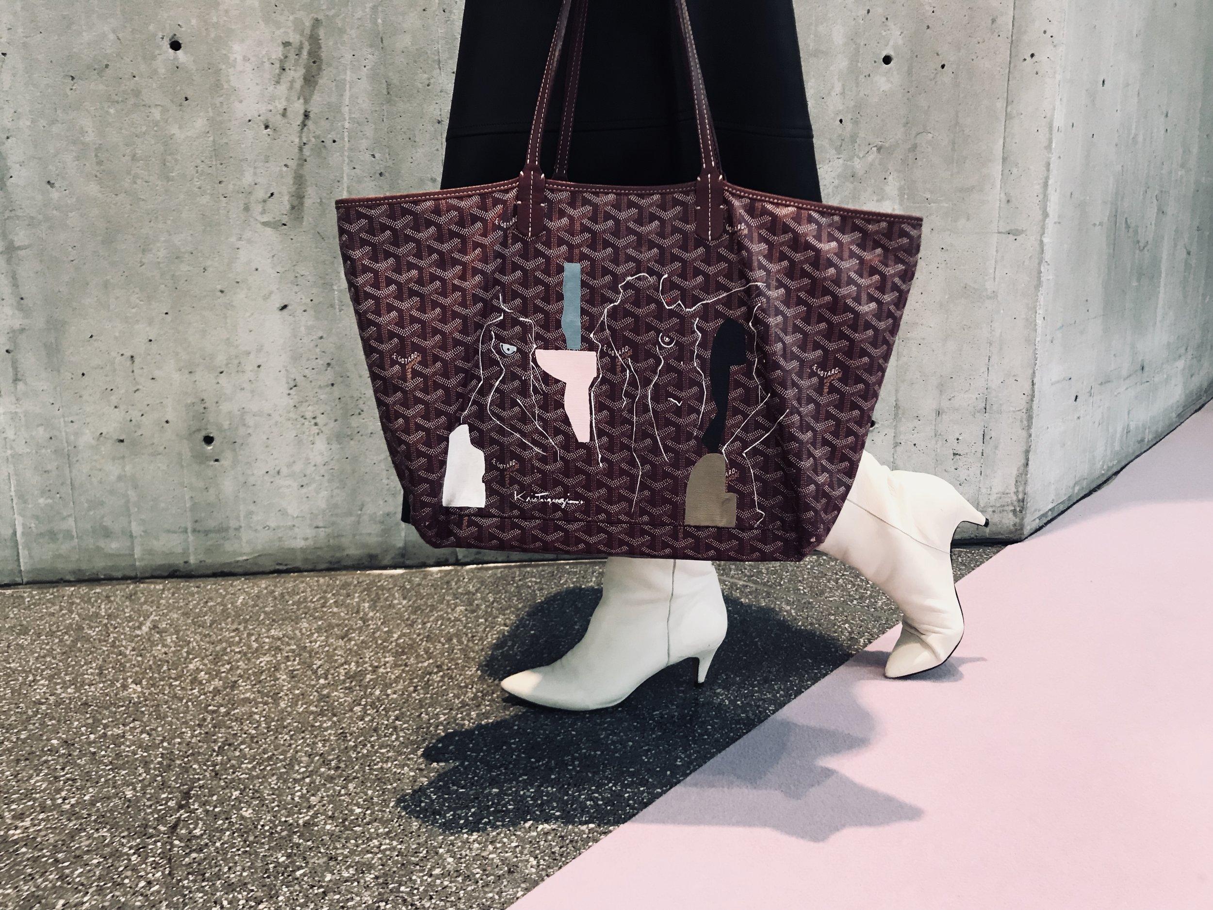 Coterie + Bella Bag