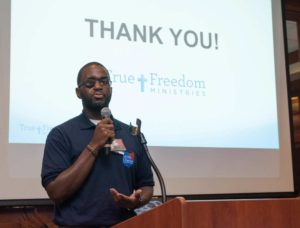 Inmate Mike Brown Delivering Powerful Message of Redemption