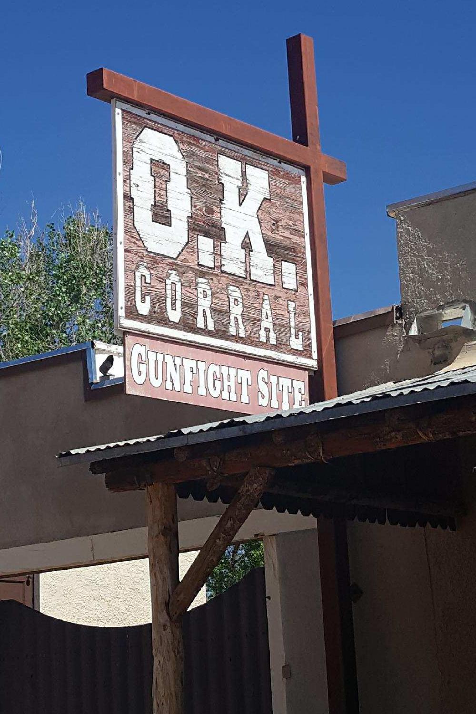 OK Corral – Tombstone, AZ