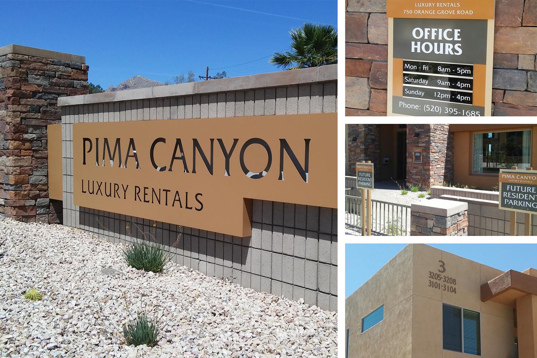 Pima Canyon Luxury Apartments