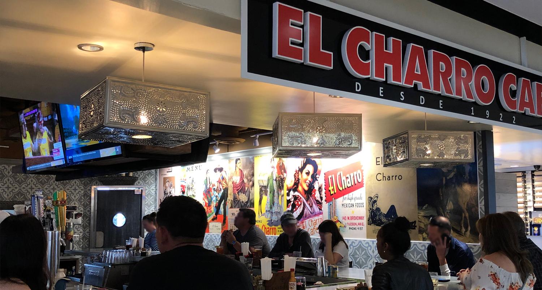 El Charro at Tucson International Airport