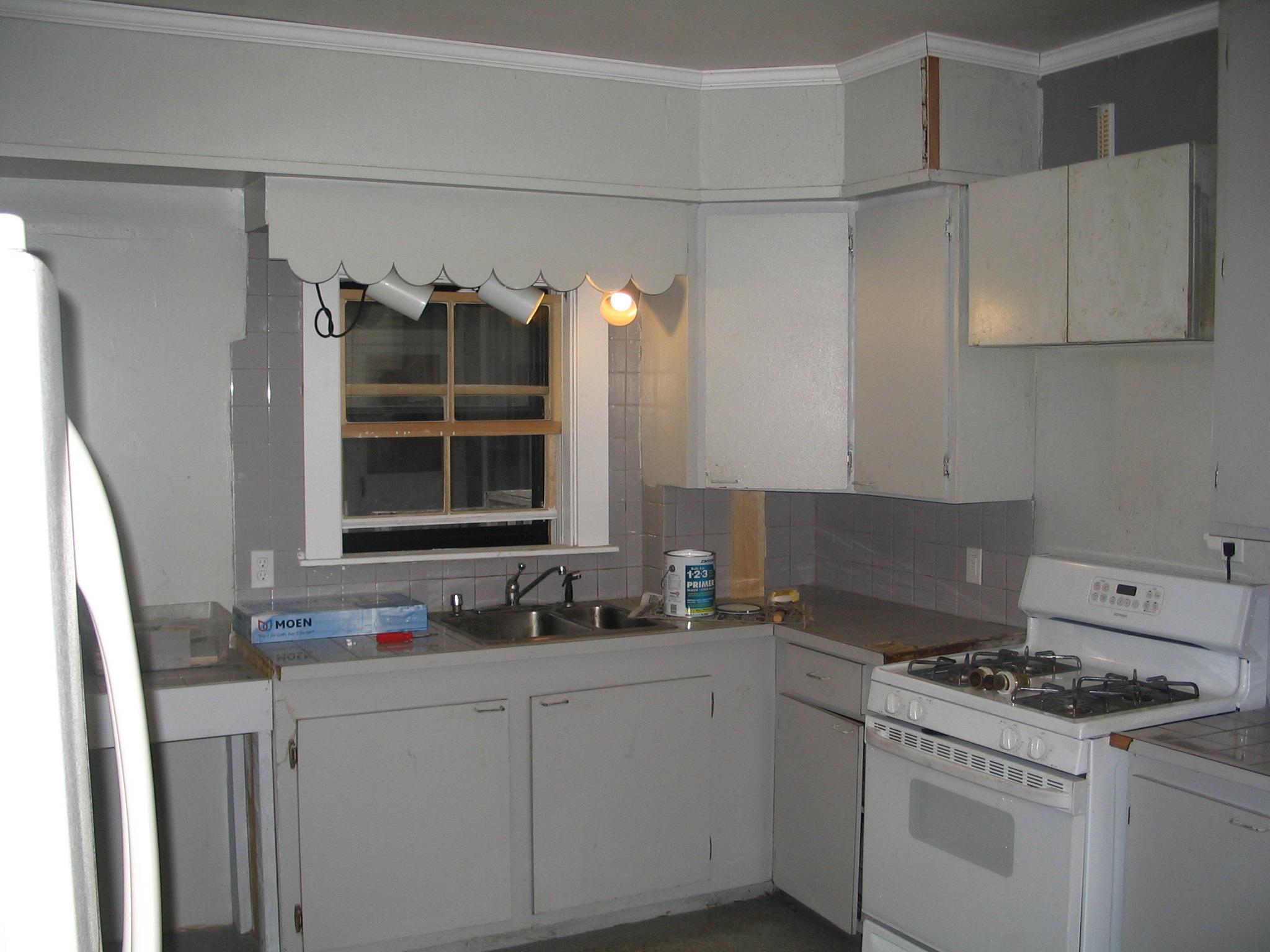 Inman St. kitchen (after)