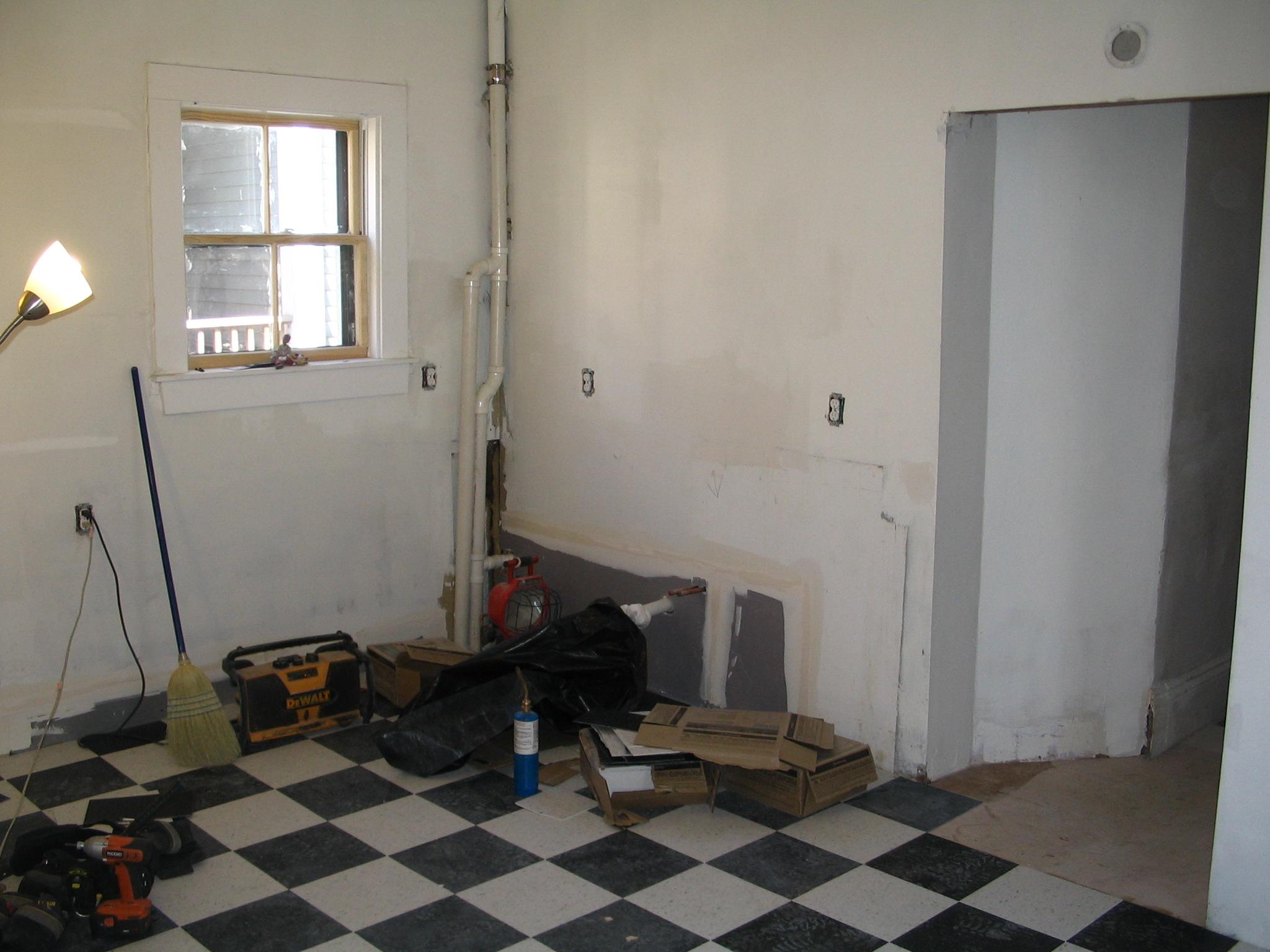 Inman St.kitchen (before)