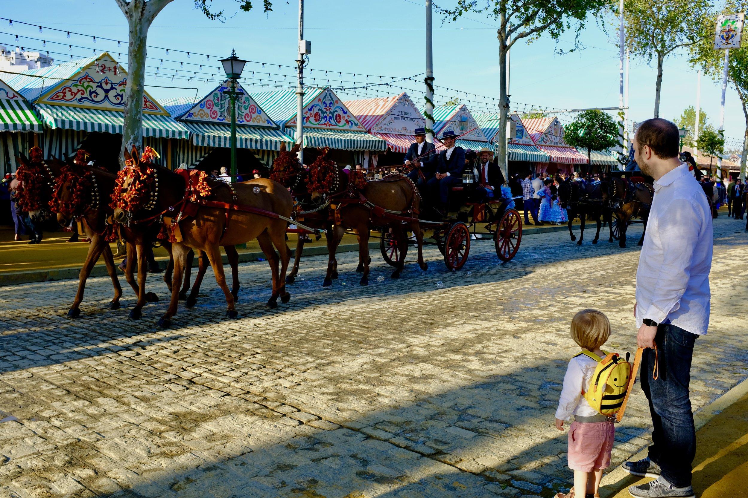 Feria de Abril_City Nibbler_Seville