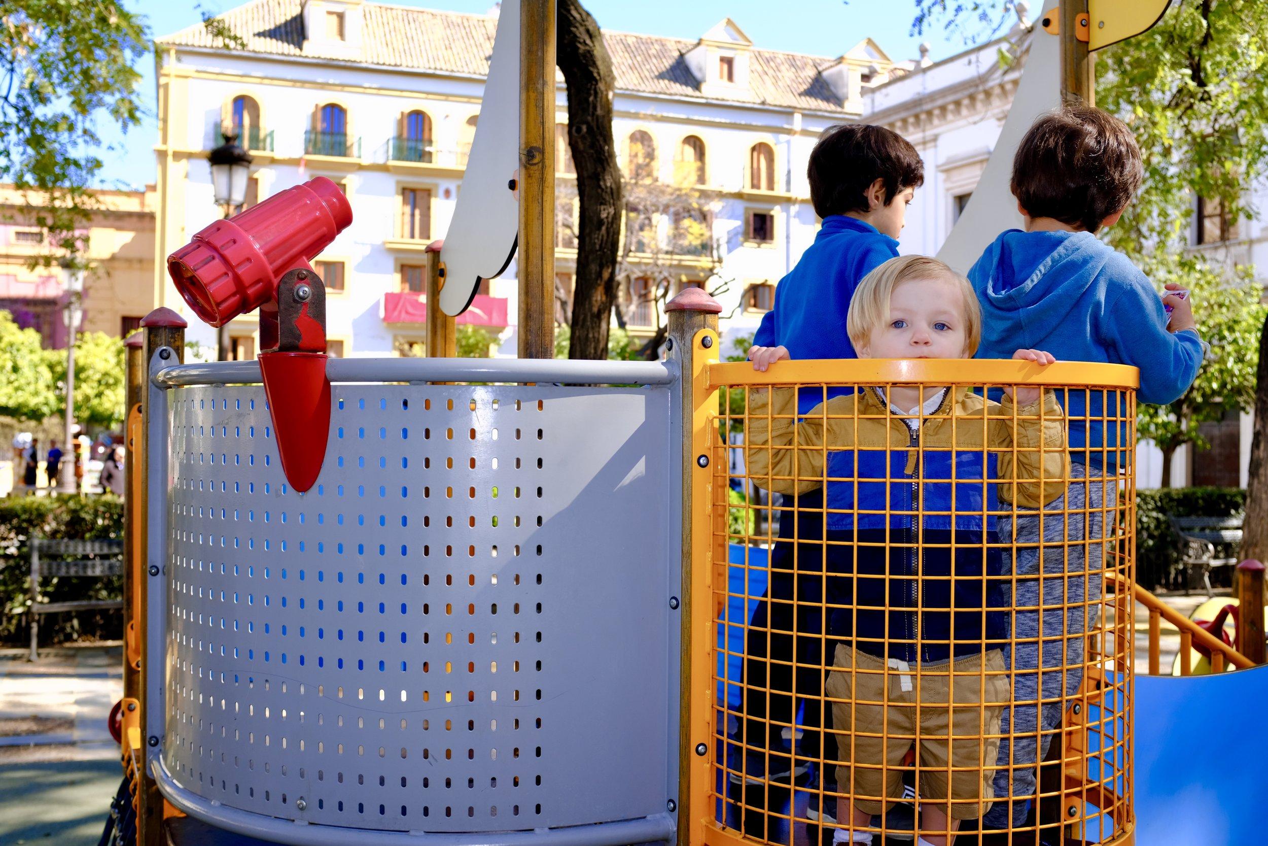 Plaza de La Concordia_City Nibbler_Seville
