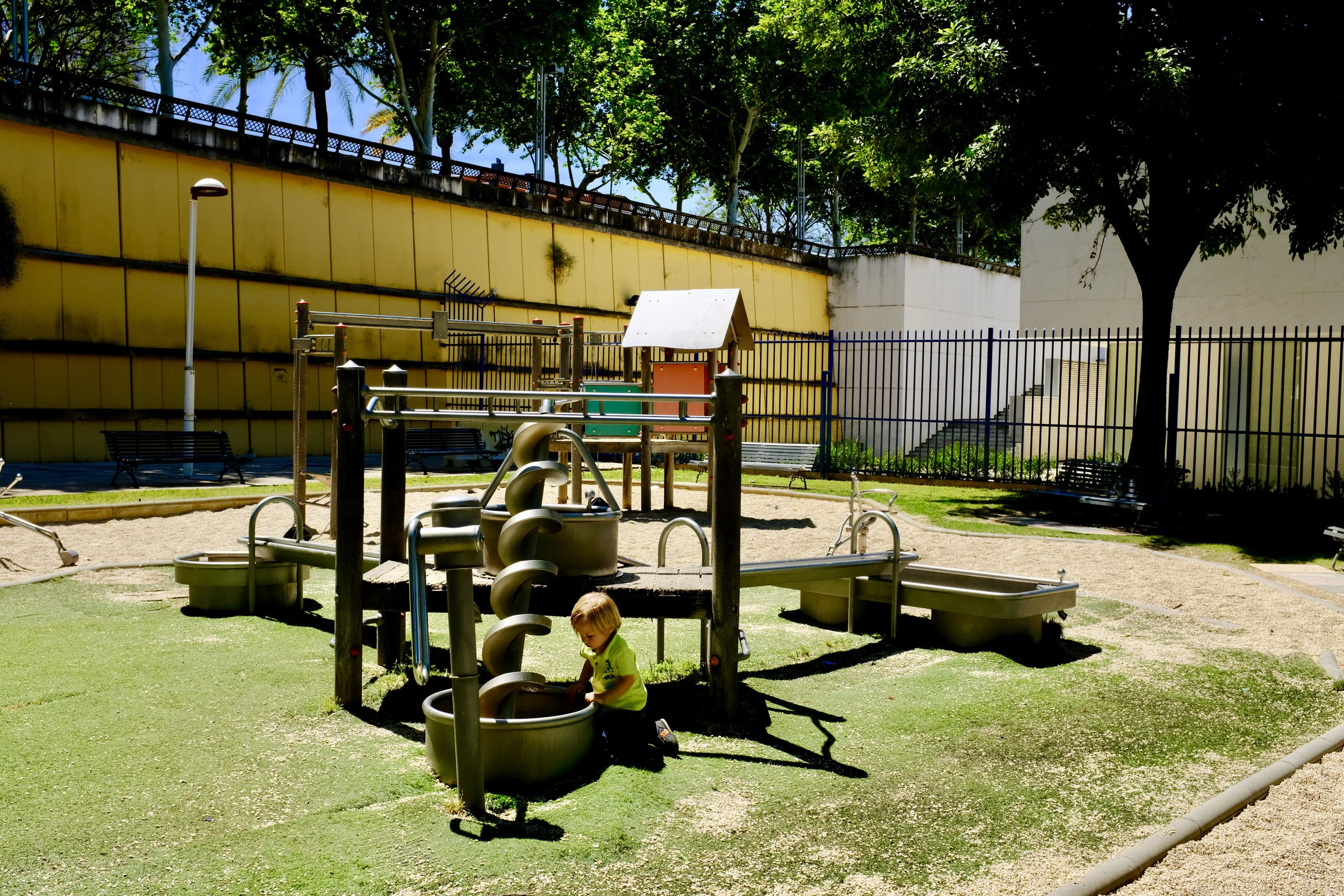 Pirate Boat Playground_City Nibbler_Seville