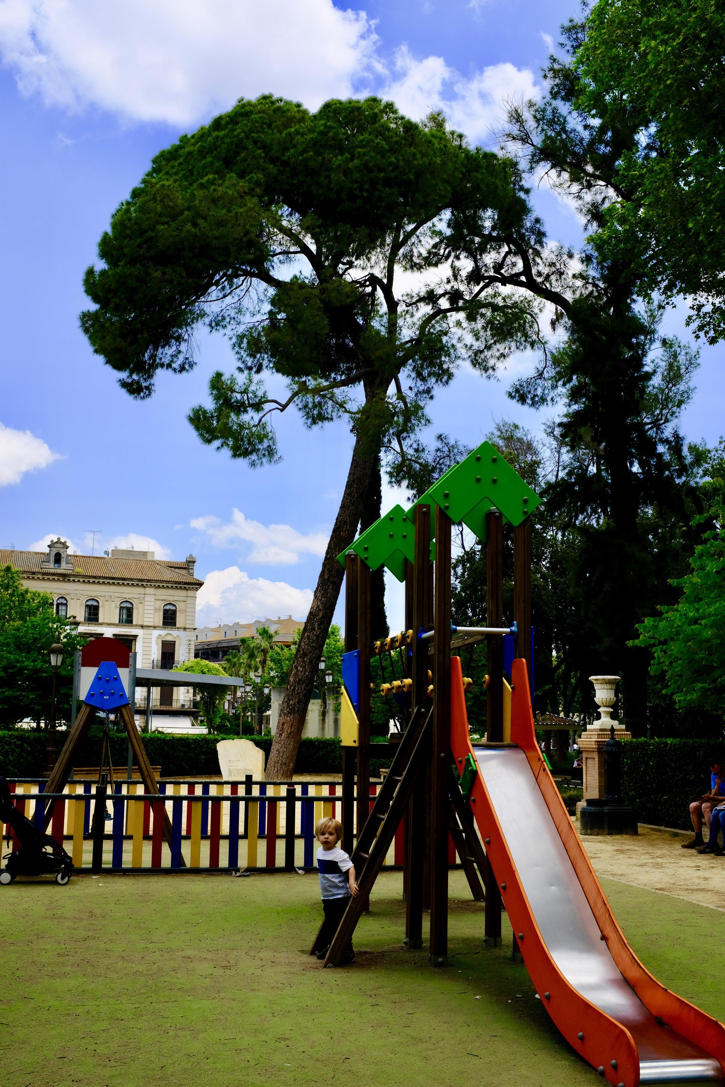 Puerta de Jerez Playground_City Nibbler_Seville