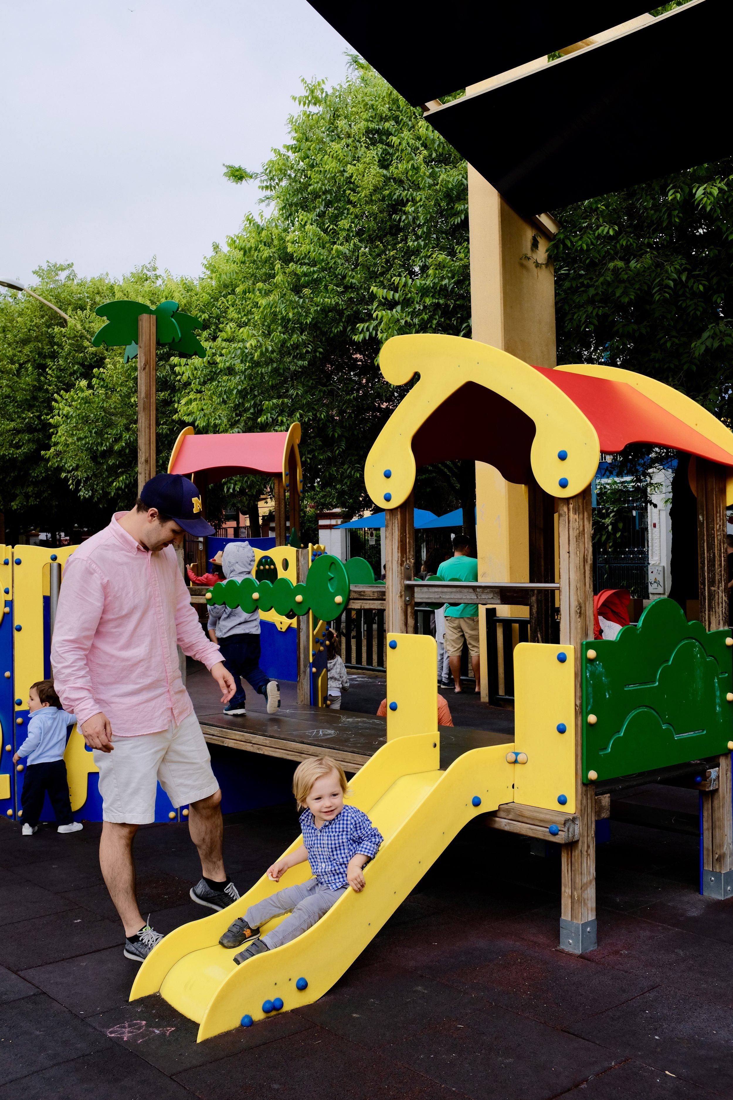 Alameda de Hercules Playground_City Nibbler_Seville
