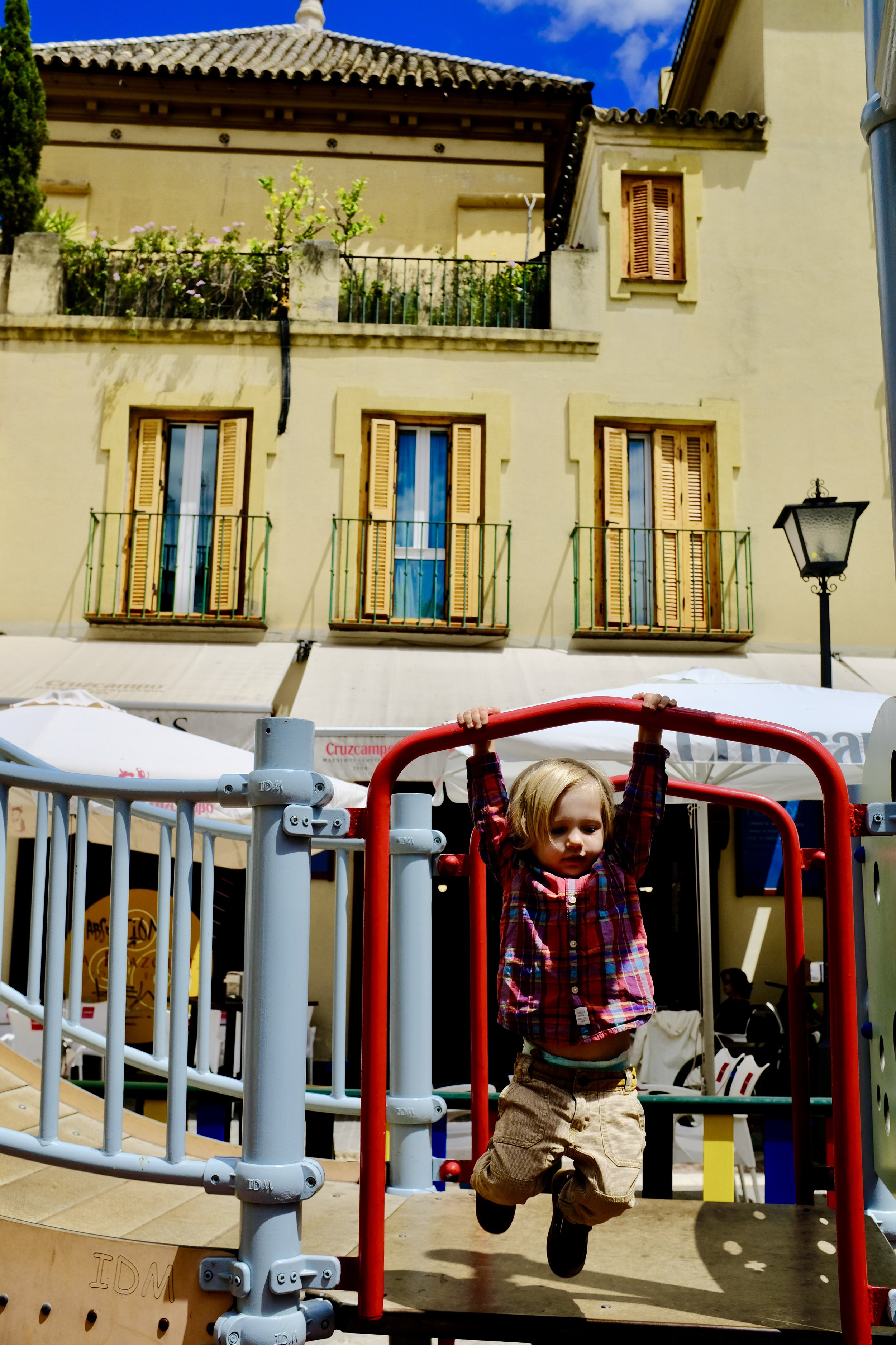 Zona de Juegos de Infantiles_City Nibbler_Seville
