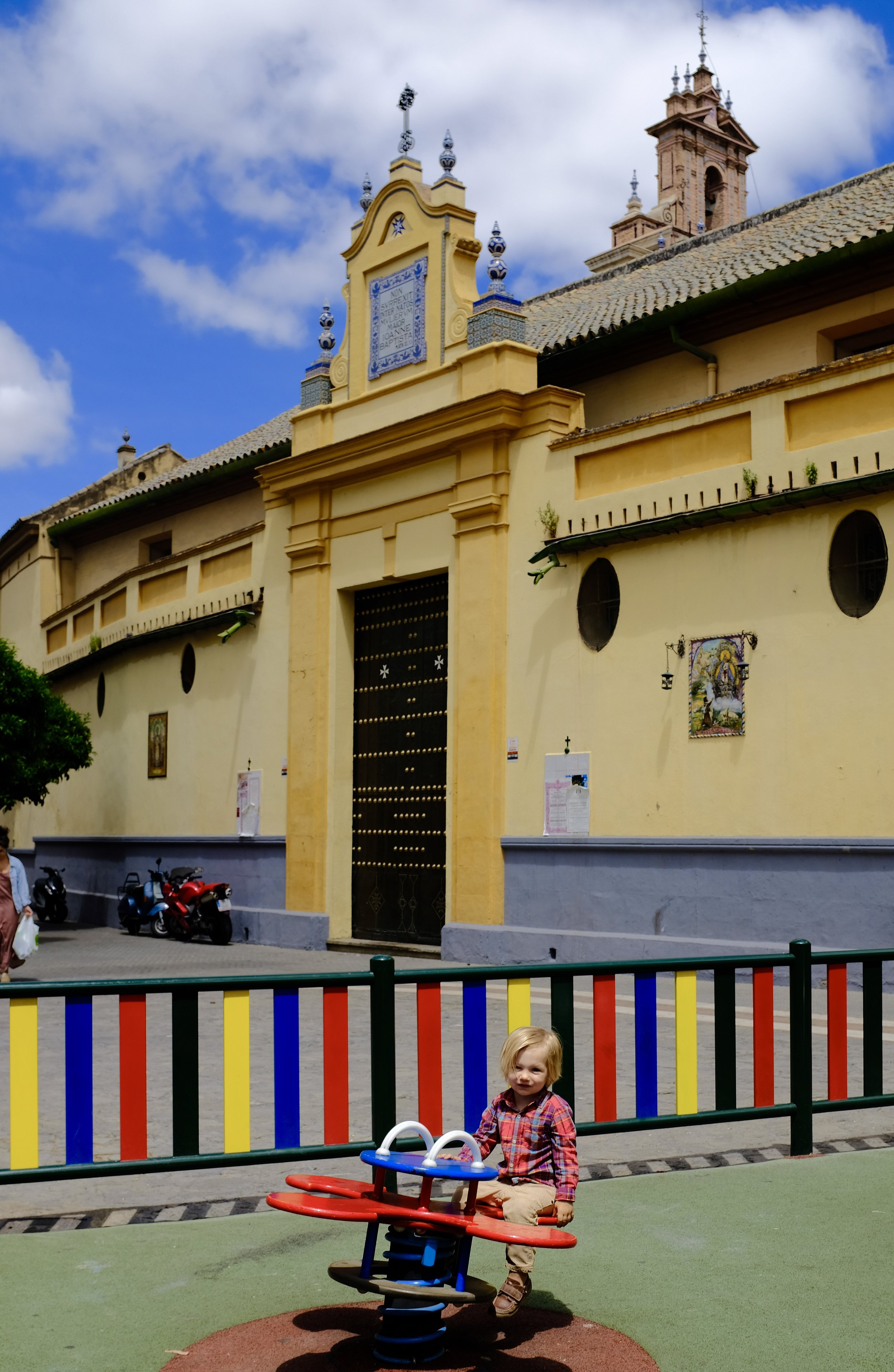 Zona de Juegos Infantiles_City Nibbler_Seville