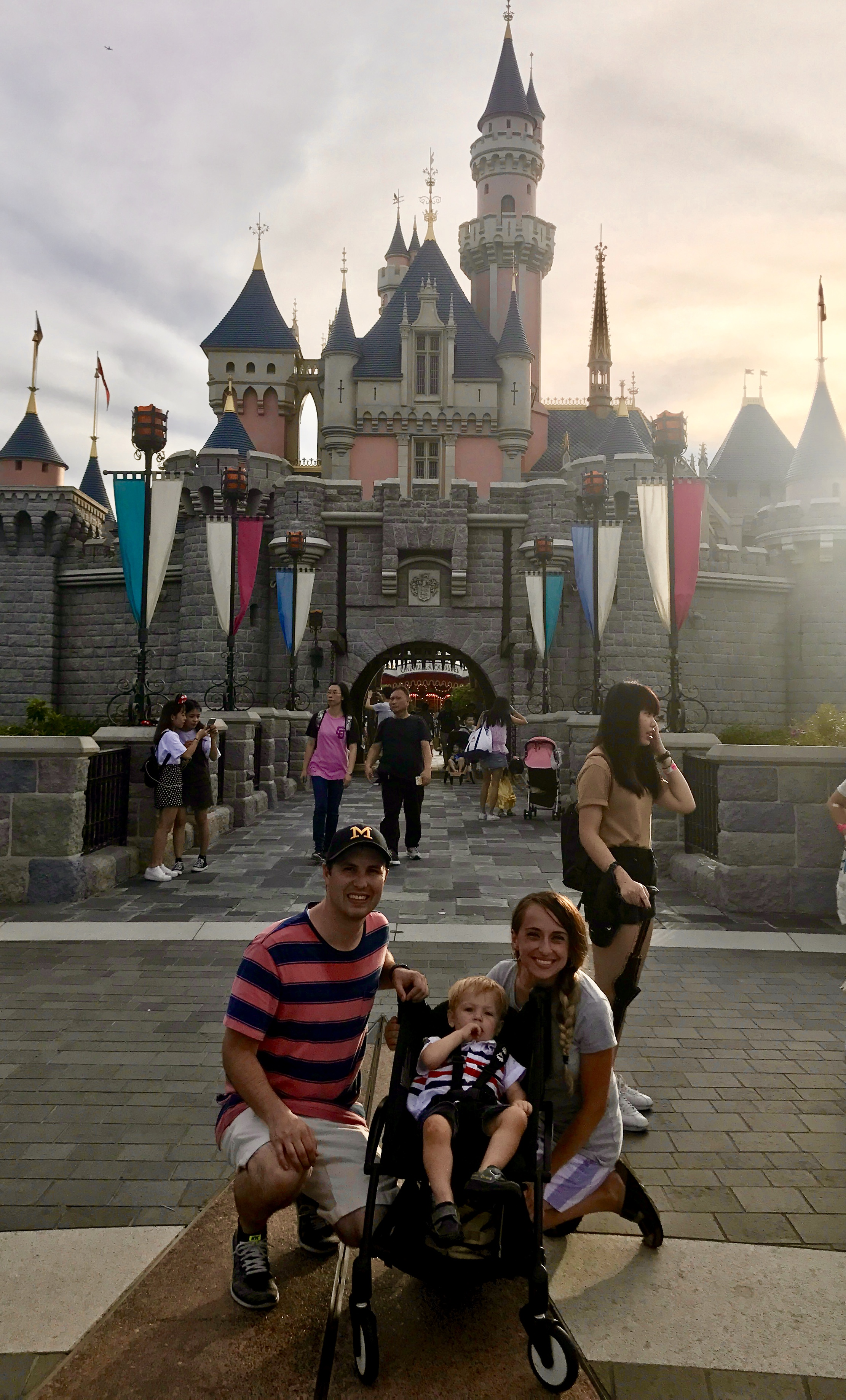 The Happiest Place in China, Hong Kong Disney.