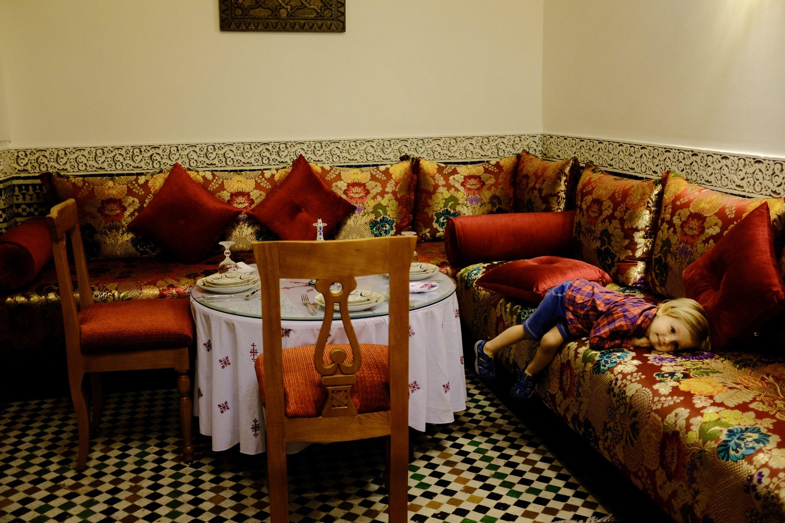 Riad Fez Maya_City Nibbler_Fez Morocco