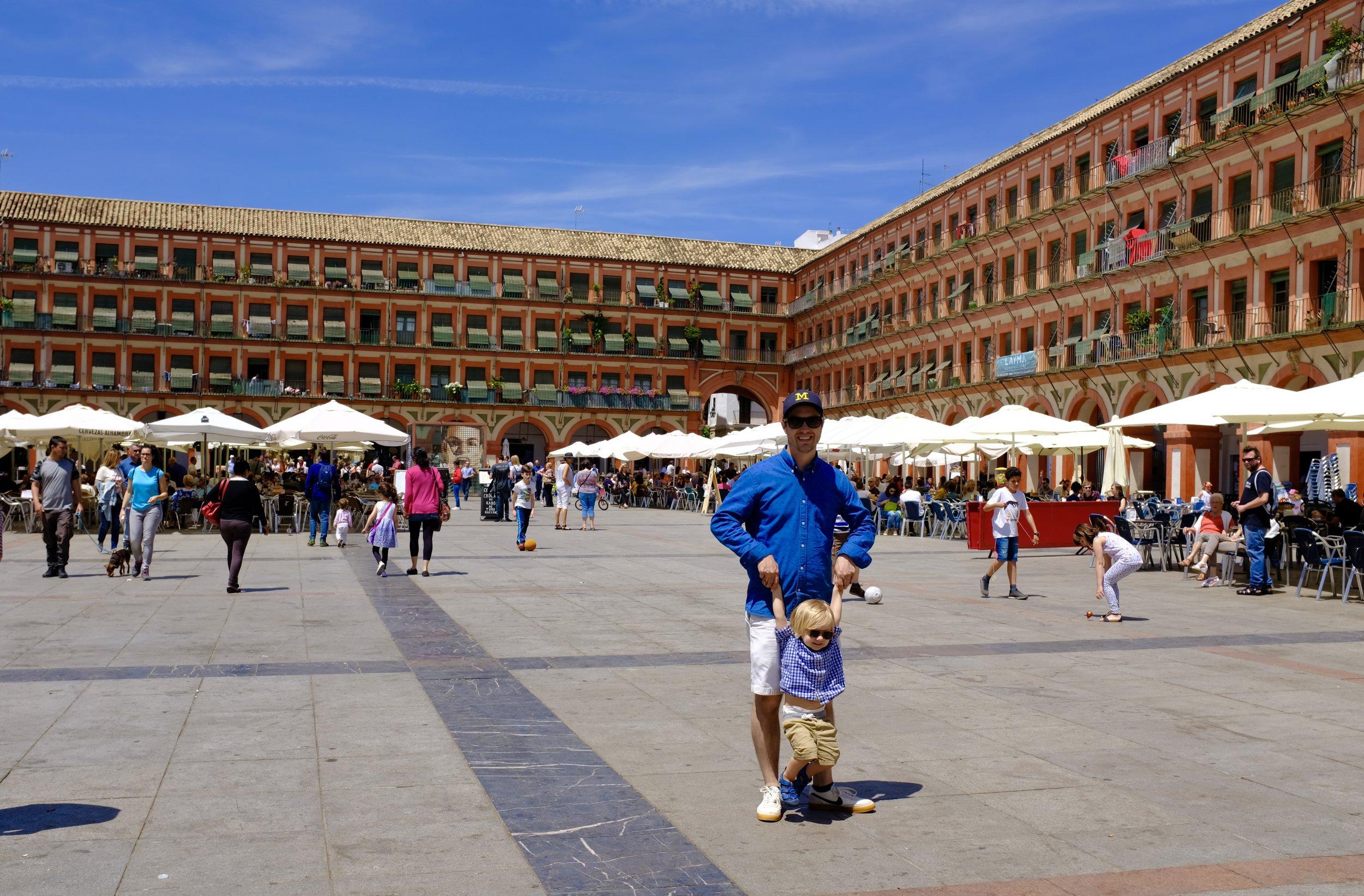 Plaza de la Corredera_City Nibbler_Córdoba Spain