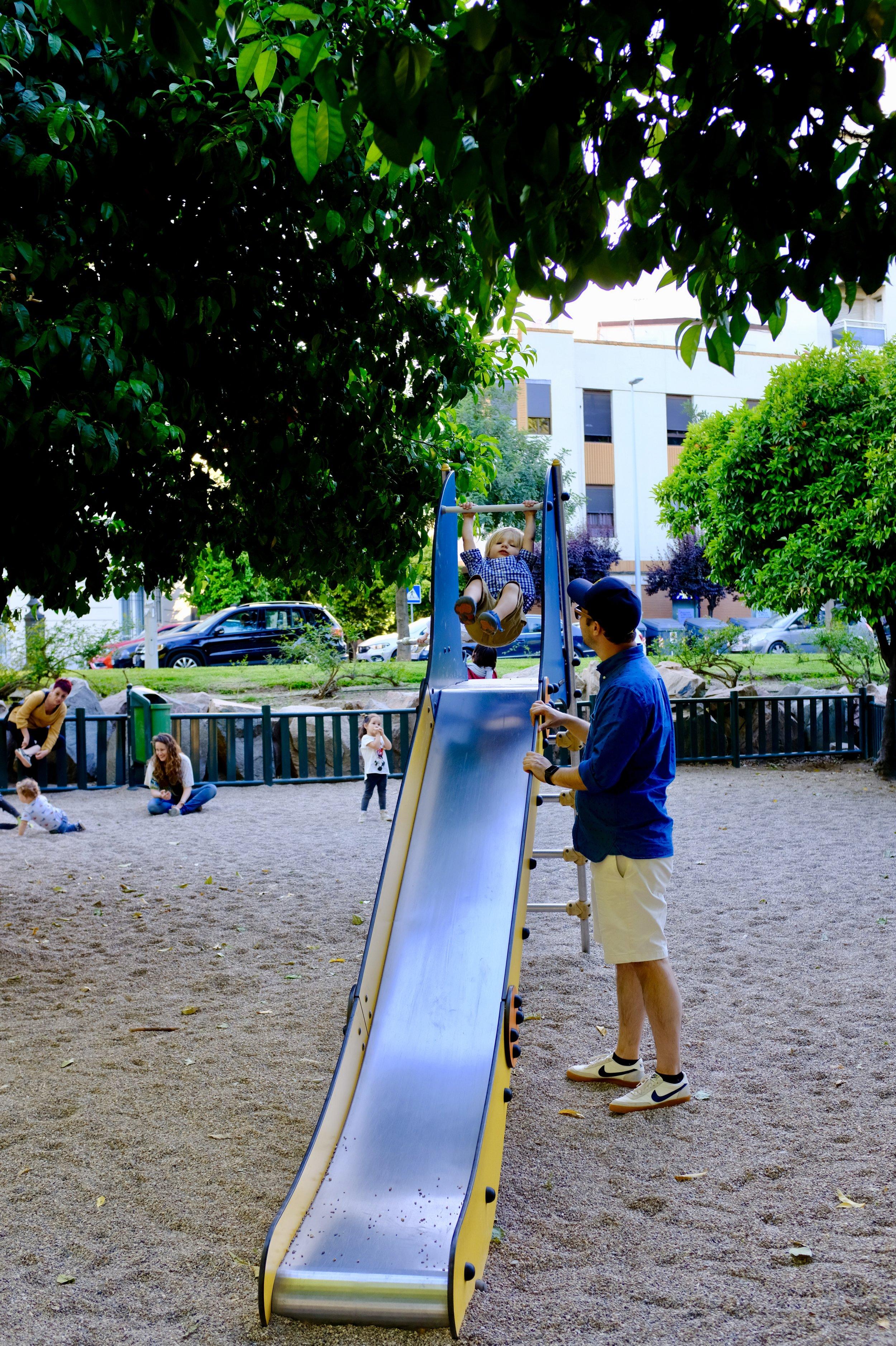 Córdoba Playground_City Nibbler_Córdoba Spain