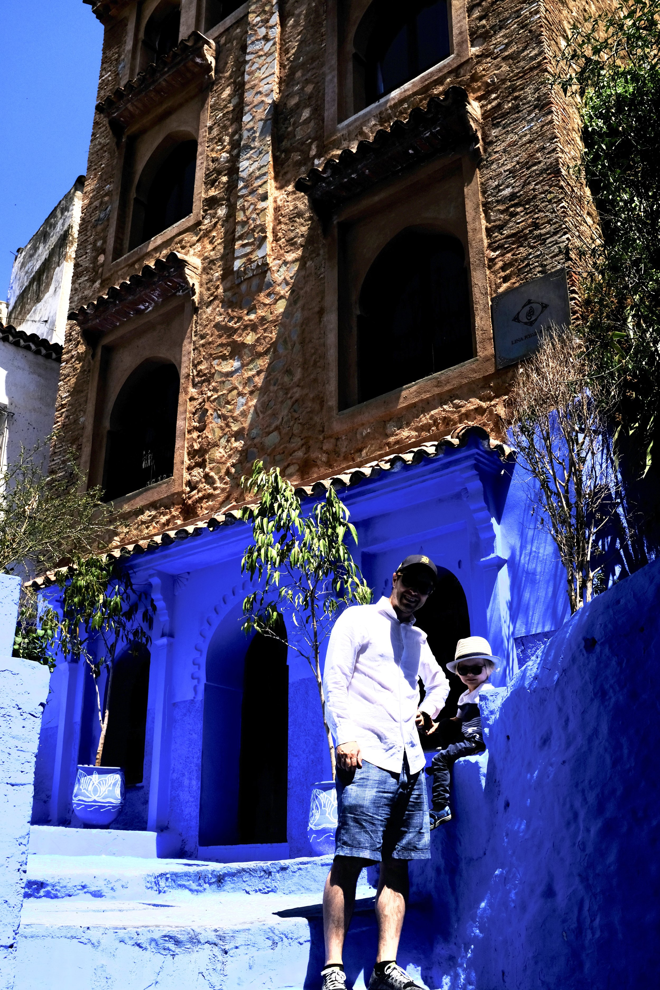 Lina Ryad and Spa_City Nibbler_Chefchaouen Morocco
