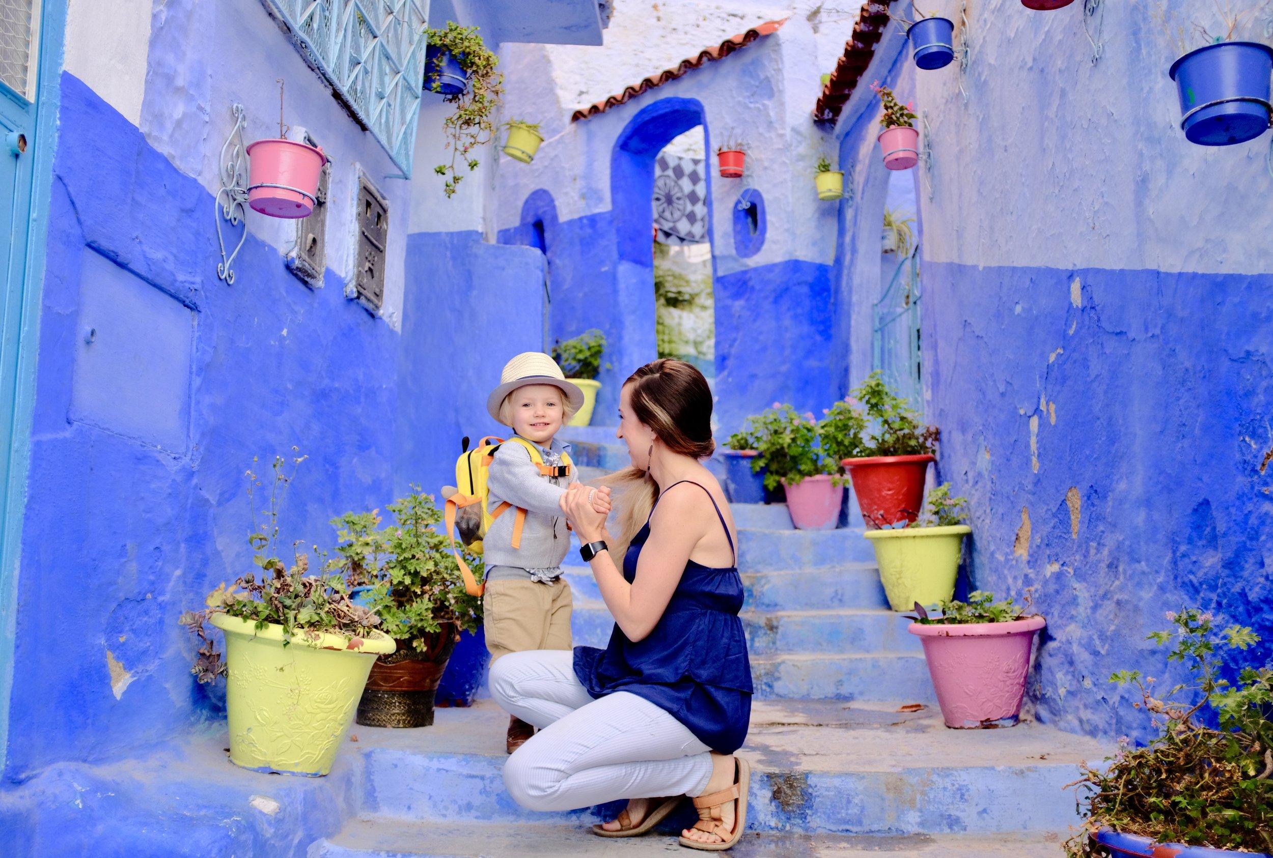 Blue City_City Nibbler_ Chefchaouen Morocco