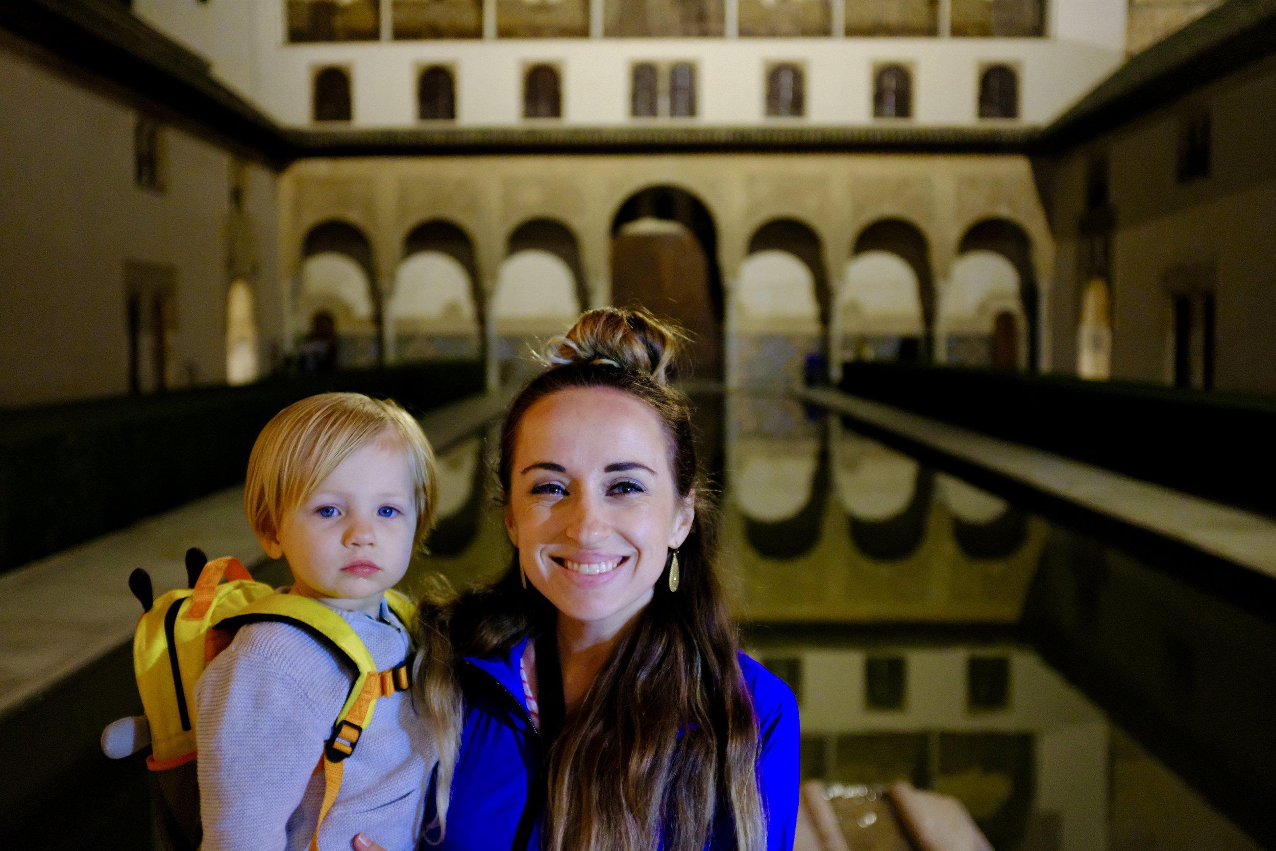 Alhambra Nasrid Palaces_City Nibbler_Granada Spain