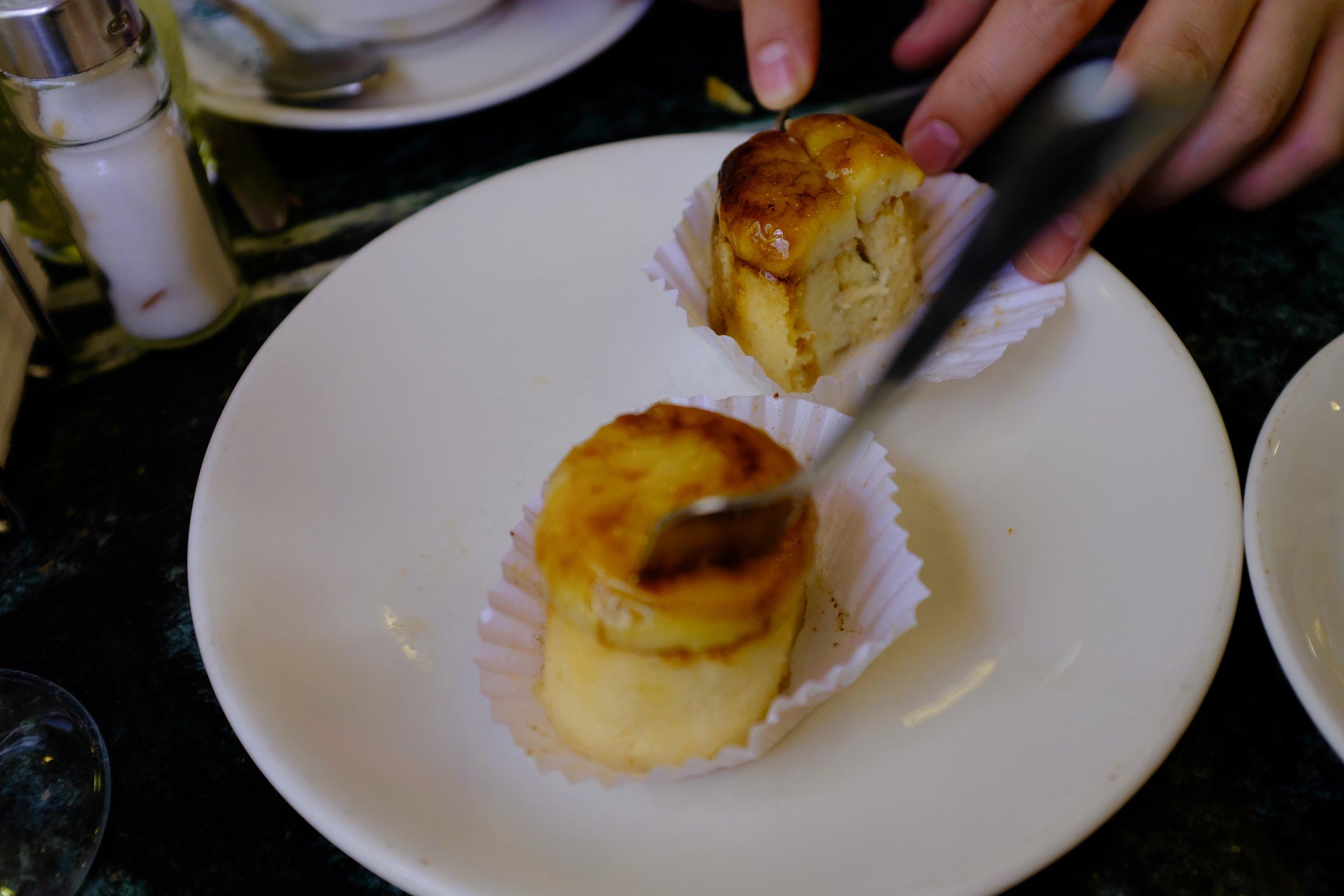 Pionono Pastry_City Nibbler_Granada Spain