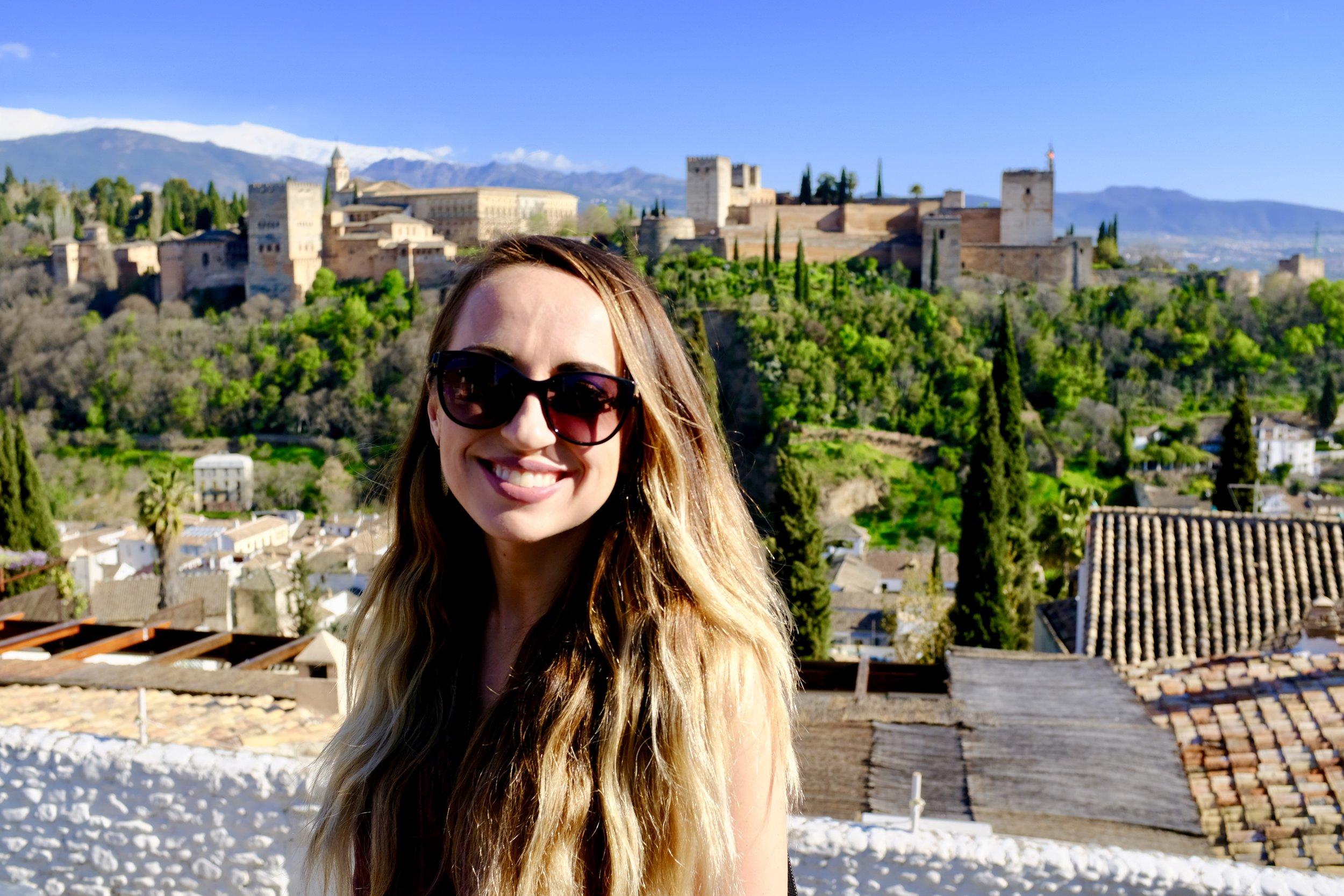 Alhambra_City Nibbler_Granada Spain