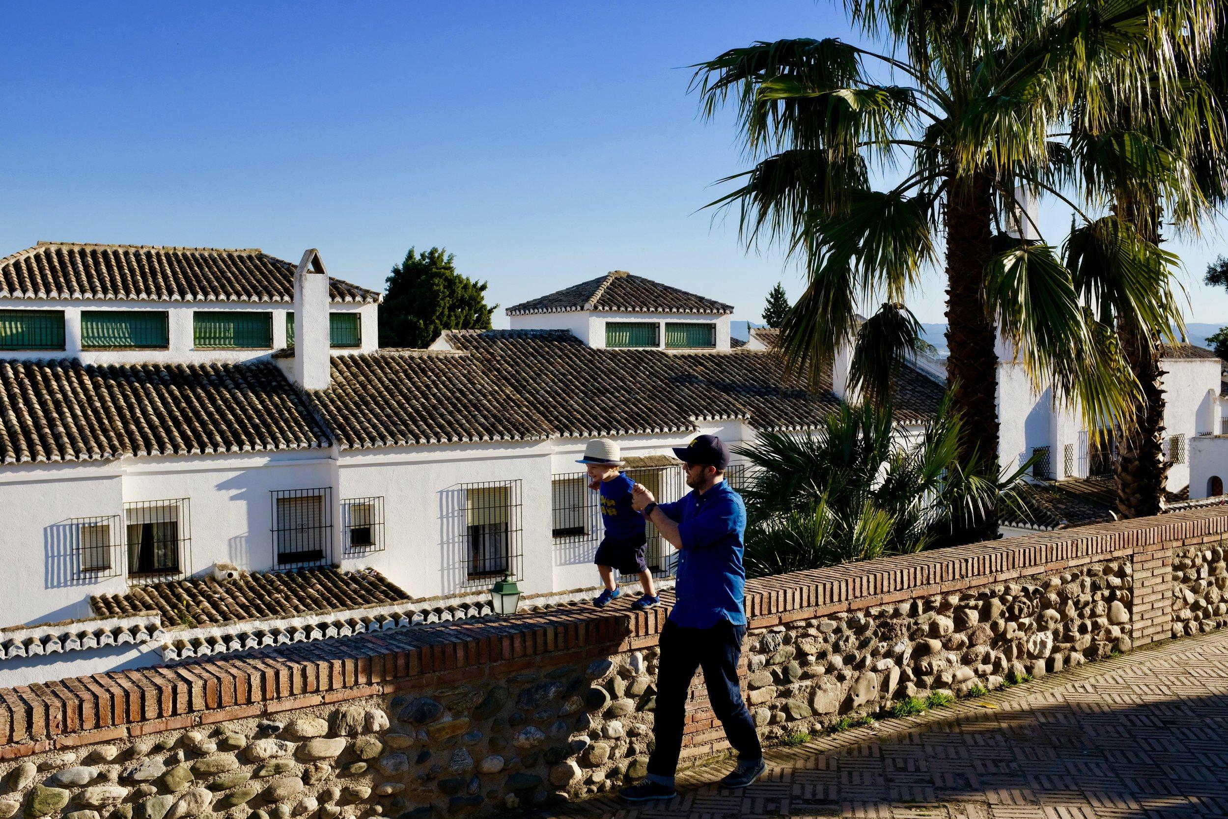 Parks_City Nibbler_Granada Spain