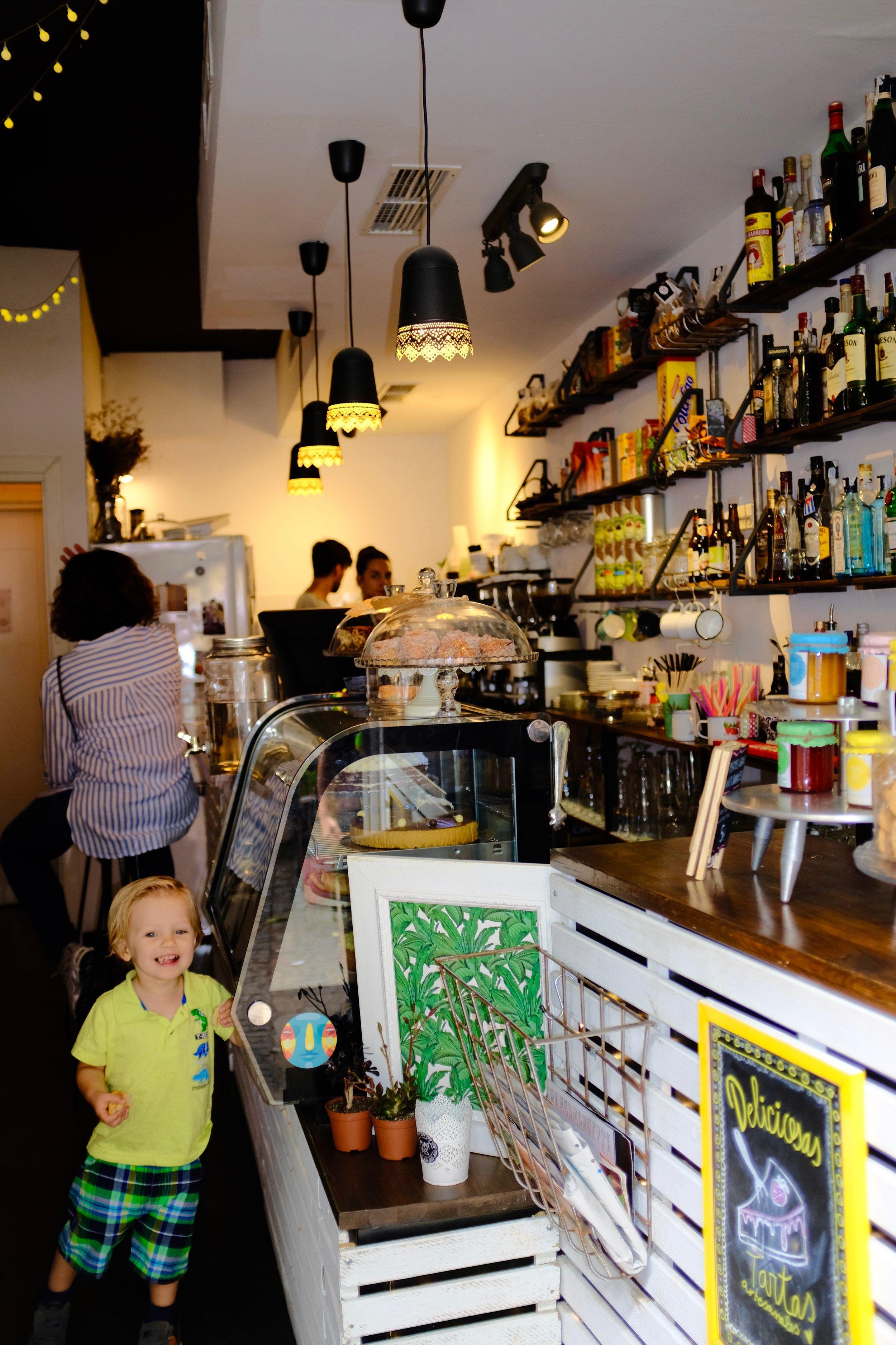 Café Mama Ines_City Nibbler_Seville