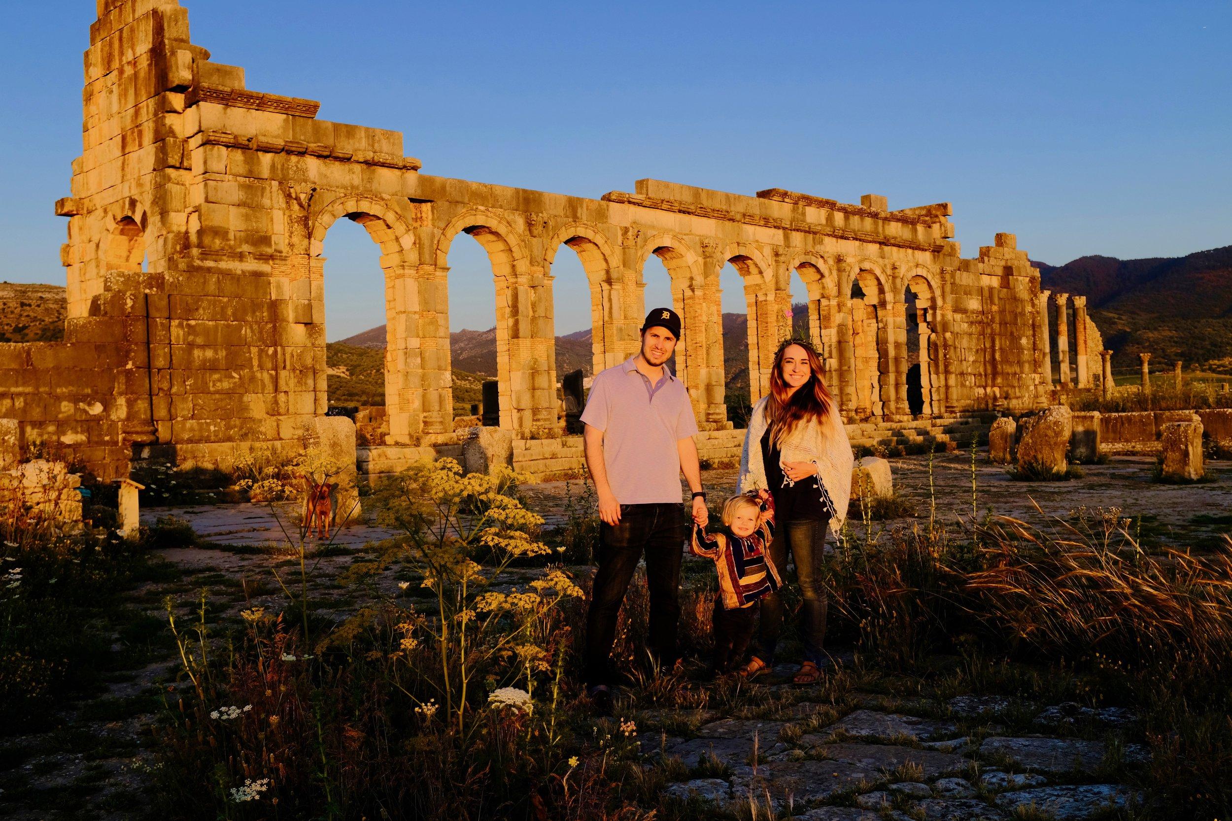 Volubilis Roman Ruins_City Nibbler_Morocco