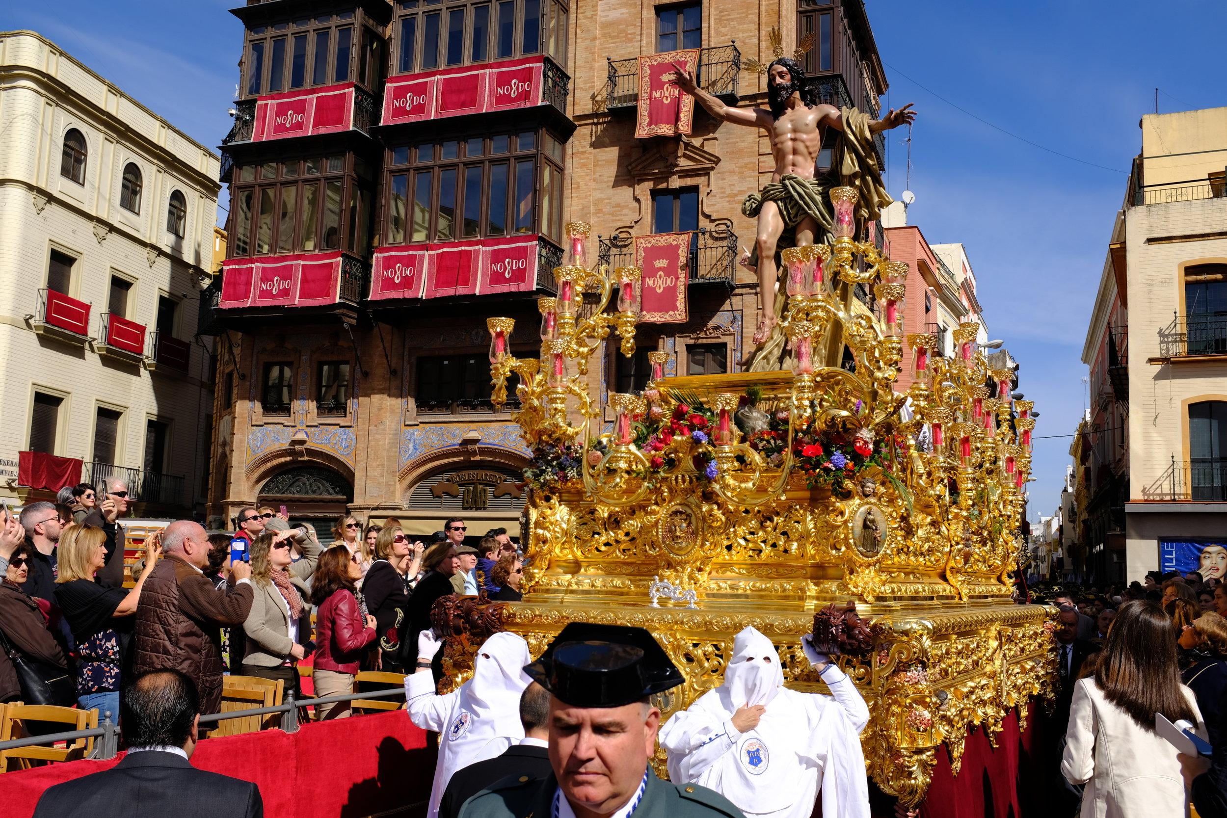 Semana Santa_City Nibbler_Seville